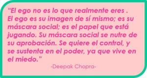EGO Spanish Deepak